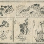 北斎圓式10(hokusaienshiki10)