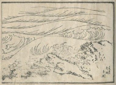 北斎圓式17(hokusaienshiki17)