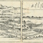 摂津名所図会/矢田部郡/下2(Settsumeisyozue/Yatabe County/Last 2)
